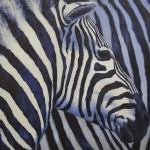 Stripes 24x24 Oil